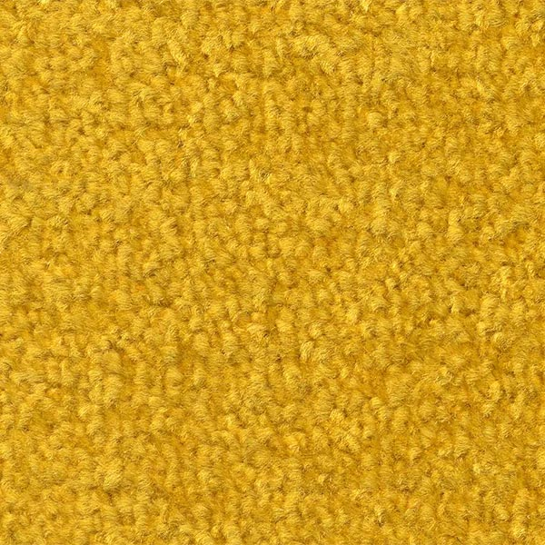 Yellow Gold Coloured Carpet